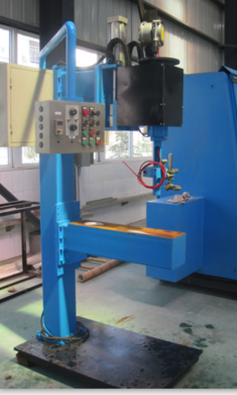 Arc Rotary Welding Machine For 1mm-3mm Carbon Steel Aluminum Plate